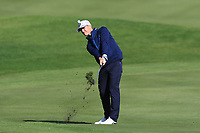 Calum Hill (SCO) on the 7th fairway during Round 2 of the Challenge Tour Grand Final 2019 at Club de Golf Alcanada, Port d'Alcúdia, Mallorca, Spain on Friday 8th November 2019.<br /> Picture:  Thos Caffrey / Golffile<br /> <br /> All photo usage must carry mandatory copyright credit (© Golffile | Thos Caffrey)