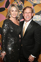 05 January 2020 - Beverly Hills, California - Nadia Comaneci, Bart Conner. 2020 HBO Golden Globe Awards After Party held at Circa 55 Restaurant in the Beverly Hilton Hotel. Photo Credit: FS/AdMedia