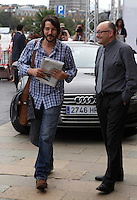 Actor Diego Luna arrives to Maria Cristina Hotel to attend the 61 San Sebastian Film Festival, in San Sebastian, Spain. September 20, 2013. (ALTERPHOTOS/Victor Blanco) /NortePhoto