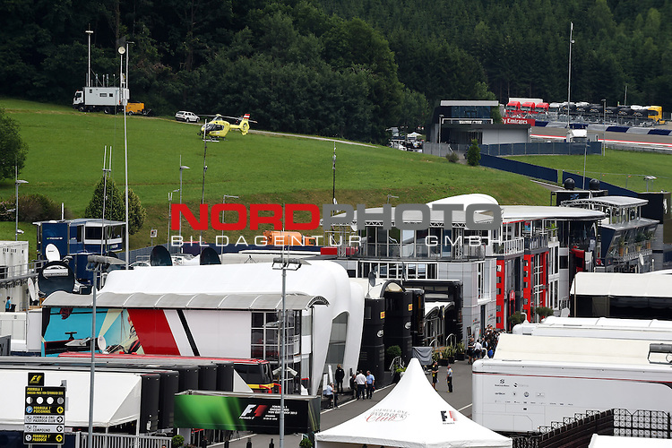 18.-21.06.2015, Red Bull Ring, Spielberg, AUT, RED BULL RING, SPIELBERG, EROEFFNUNG, im Bild   Austrian F1 GP Impressions<br />  Foto &copy; nph / Mathis