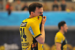 Rhein Neckar Loewe Patrick Groetzki (Nr.24)  beim Spiel in der Handball Champions League, Rhein Neckar Loewen - HBC Nantes.<br /> <br /> Foto &copy; PIX-Sportfotos *** Foto ist honorarpflichtig! *** Auf Anfrage in hoeherer Qualitaet/Aufloesung. Belegexemplar erbeten. Veroeffentlichung ausschliesslich fuer journalistisch-publizistische Zwecke. For editorial use only.