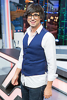 Luis Piedrahita during the presentation of the new season of the tv show · El Hormiguero · of Antena 3 channel. September 01, 2016. (ALTERPHOTOS/Rodrigo Jimenez) NORTEPHOTO