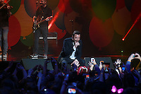 20/11/13 Shane Filan at the Childline concert at the O2 in Dublin. Picture:Arthur Carron/Collins