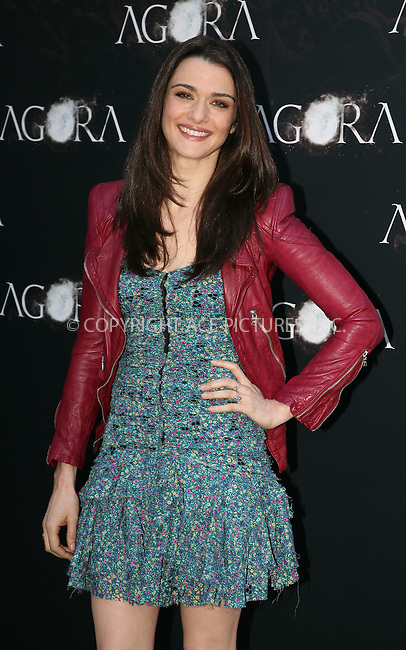 WWW.ACEPIXS.COM . . . . .  ..... . . . . US SALES ONLY . . . . .....October 6 2009, Madrid....Actress Rachel Weisz attends the 'Agora' photocall at the Biblioteca Nacional on October 6, 2009 in Madrid, Spain.....Please byline: FD-ACE PICTURES... . . . .  ....Ace Pictures, Inc:  ..tel: (212) 243 8787 or (646) 769 0430..e-mail: info@acepixs.com..web: http://www.acepixs.com