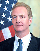 Washington, DC - July 14, 2009 -- United States Representative Chris Van Hollen (Democrat of Maryland), Chairman, Democratic Congressional Campaign Committee, looks on as he and fellow Democratic members of the U.S. House of Representatives unveil the America's Affordable Health Choice Act of 2009 during a press conference in the Rayburn Room of the U.S. Capitol on Tuesday, July 14, 2009..Credit: Ron Sachs / CNP