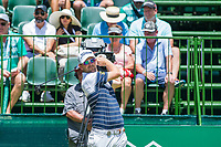 Bernd Wiesberger (AUT) on the 1st tee during the first round at the Nedbank Golf Challenge hosted by Gary Player,  Gary Player country Club, Sun City, Rustenburg, South Africa. 14/11/2019 <br /> Picture: Golffile | Tyrone Winfield<br /> <br /> <br /> All photo usage must carry mandatory copyright credit (© Golffile | Tyrone Winfield)
