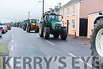 The James Ashe Memorial Tractor run in Boolteens on Sunday.