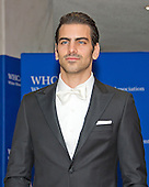 Model Nyle DiMarco arrives for the 2016 White House Correspondents Association Annual Dinner at the Washington Hilton Hotel on Saturday, April 30, 2016.<br /> Credit: Ron Sachs / CNP<br /> (RESTRICTION: NO New York or New Jersey Newspapers or newspapers within a 75 mile radius of New York City)