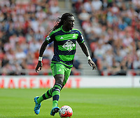 Bafetibis Gomis of Swansea City during the Barclays Premier League match between Sunderland and Swansea City played at Stadium of Light, Sunderland