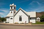 First Baptist Church, Mitchell, Ore.