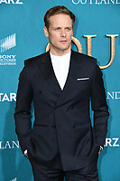 "13 February 2020 - Los Angeles, California - Sam Heughan. ""Outlander"" Season 5 Los Angeles Premiere held at the Hollywood Palladium. Photo Credit: Birdie Thompson/AdMedia"