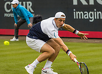 Den Bosch, Netherlands, 12 June, 2017, Tennis, Ricoh Open, Tallon Griekspoor (NED)<br /> Photo: Henk Koster/tennisimages.com