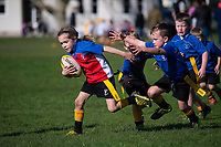 180901 Kids Rugby - Feilding Saturday Morning Rugby