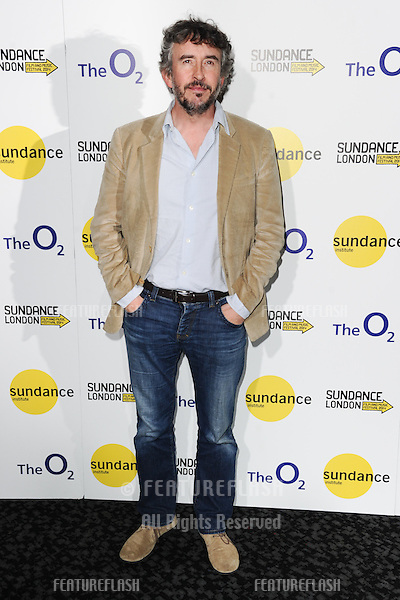 """Steve Coogan at the screening of """"The Trip To Italy"""" as part of Sundance London 2014, O2 arena, London.  25/04/2014. Picture by: Steve Vas / Featureflash"""