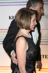 Nancy Pelosi and Paul Pelosi attend the 2010 Kennedy Center Honors Ceremomy in Washington, D.C..