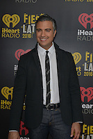 MIAMI, FL - NOVEMBER 05: Jaime Camil attends iHeartRadio Fiesta Latina at American Airlines Arena on November 5, 2016 in Miami, Florida.Credit: MPI10 / MediaPunch