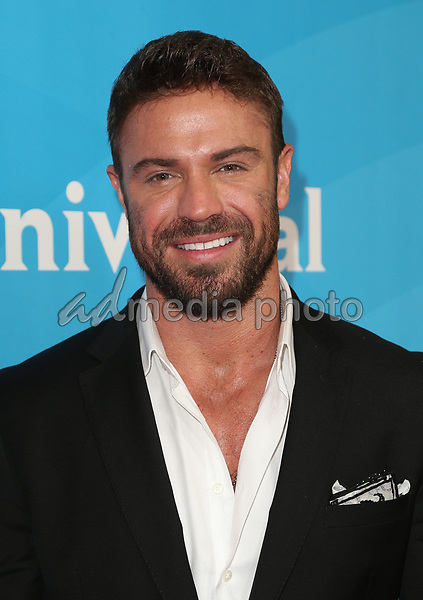 20 March 2017 - Beverly Hills California - Chad Johnson. 2017 NBCUniversal Summer Press Day held at The Beverly Hilton Hotel. Photo Credit: AdMedia