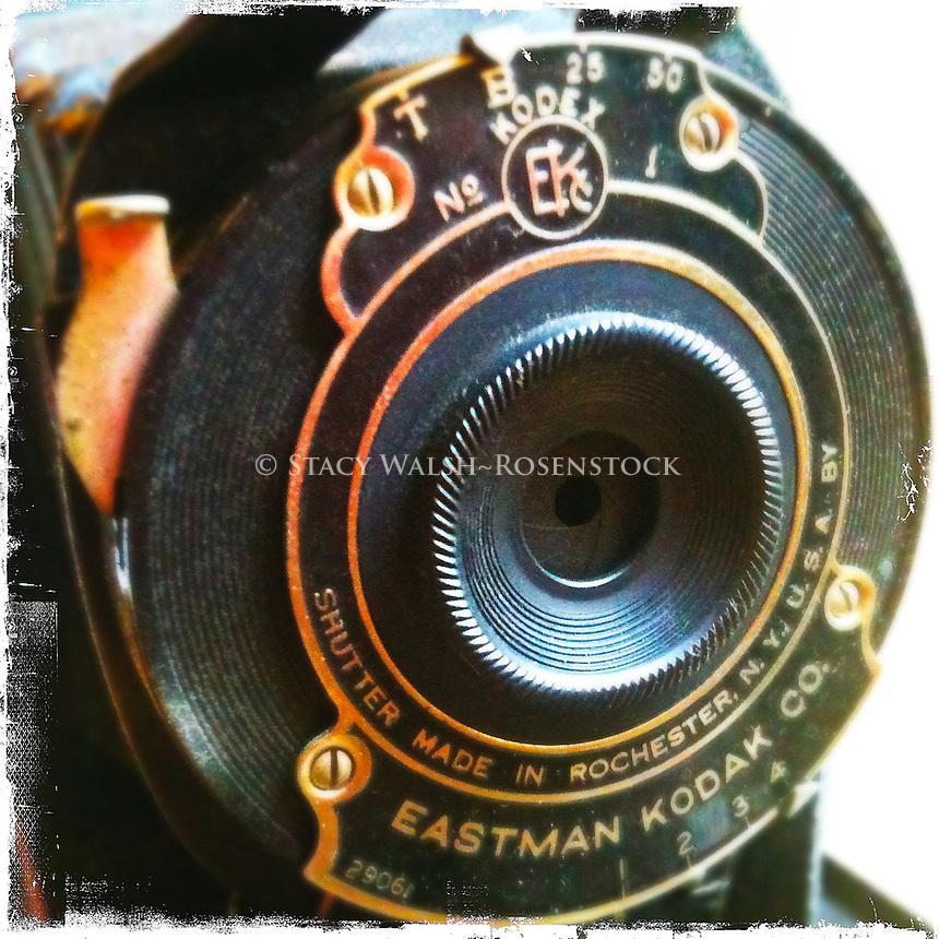 Kodak Hawkeye 2A camera Circa 1928