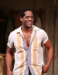 Blair Underwood .during the Broadway Opening Night Curtain Call for 'A Streetcar Named Desire' on 4/22/2012 at the Broadhurst Theatre in New York City.