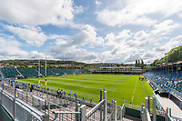 A general view of the Recreation Ground prior to the match. Aviva Premiership match, between Bath Rugby and Saracens on September 9, 2017 at the Recreation Ground in Bath, England. Photo by: Patrick Khachfe / Onside Images