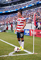 Jose Torres.  The United States defeated El Salvador, 5-1, during the quarterfinals of the CONCACAF Gold Cup at M&T Bank Stadium in Baltimore, MD.