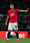 Bruno Fernandes of Manchester United during the FA Cup match at the Pride Park Stadium, Derby. Picture date: 5th March 2020. Picture credit should read: Darren Staples/Sportimage