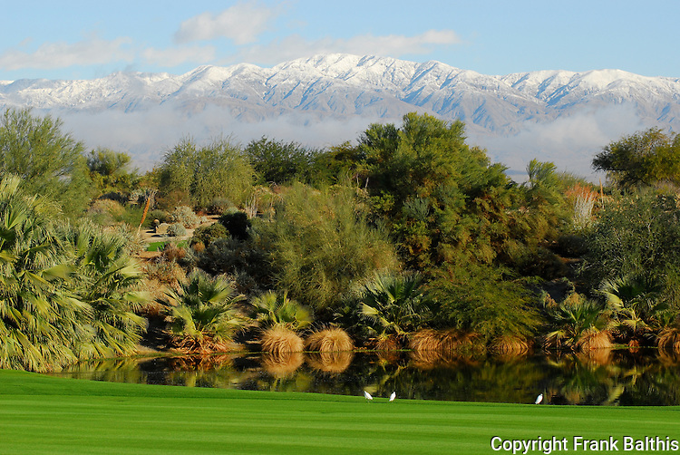 Palm Desert, Desert Willow Golf Course