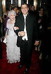 Celeste Holm & Frank Basile arriving to the 61st Annual Tony Awards held at Radio City Music Hall New York City on June 10, 2007.
