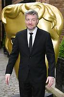 Charlie Brooker arriving for the BAFTA Craft Awards 2018 at The Brewery, London, UK. <br /> 22 April  2018<br /> Picture: Steve Vas/Featureflash/SilverHub 0208 004 5359 sales@silverhubmedia.com