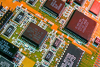 PC BOARDS<br /> Array of Integrated Circuit Chips