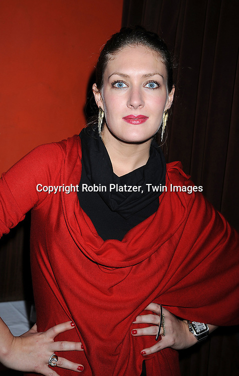 BethAnn Bonner..at The One Life to Live Christmas party on December 11, 2008 at Prohibition in New York City. ....Robin Platzer, Twin Images
