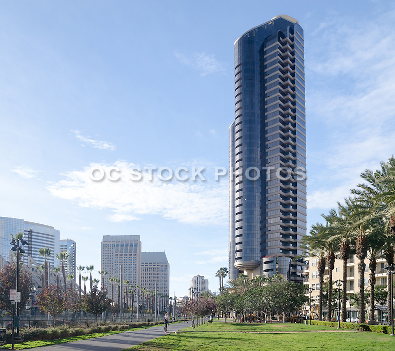 Downtown San Diego at the Coast