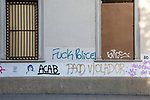 """Fuck Police"" Tag"