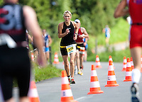 11 JUL 2009 - KITZBUHEL, AUT - Jedermann Triathlon.(PHOTO (C) NIGEL FARROW)