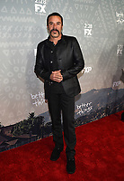 """SANTA MONICA - FEBRUARY 26: Michael Irby arrives at the red carpet event for FX's """"Better Things"""" Season Three Premiere at the The Eli and Edythe Broad Stage on February 26, 2019 in Santa Monica, California. (Photo by Frank Micelotta/FX/PictureGroup)"""