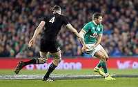 19th November 2016 | IRELAND vs NEW ZEALAND<br /> <br /> Jared Payne during the Autumn Series International clash between Ireland and New Zealand at the Aviva Stadium, Lansdowne Road, Dublin,  Ireland. Photo by John Dickson/DICKSONDIGITAL