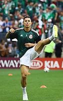 Carlos Salcedo (Mexiko, Mexico) - 17.06.2018: Deutschland vs. Mexico, Luschniki Stadium Moskau