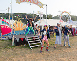 Photo taken at the Isle of Wight Bestival on Sunday 2014-09-07.  <br /> <br /> All images © Wightlink and not available for use on websites, blogs or other media without the explicit written permission of the photographer and Wightlink. Please contact me via email photo@jasonswain.co.uk for more info.
