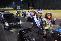Copyright Justin Cook | October 11, 2013 - Hillside High School's homecoming football game.