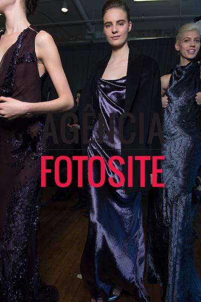 Nova Iorque, EUA &ndash; 02/2014 - Desfile de Jason Wu durante a Semana de moda de Nova Iorque - Inverno 2014.&nbsp;<br /> Foto: FOTOSITE
