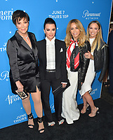 Kris Jenner, Kyle Richard, Faye Resnick &amp; Teddi Mellencamp at the premiere party for &quot;American Woman&quot; at the Chateau Marmont, Los Angeles, USA 31 May 2018<br /> Picture: Paul Smith/Featureflash/SilverHub 0208 004 5359 sales@silverhubmedia.com