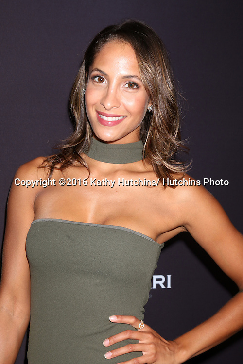 LOS ANGELES - AUG 24:  Christel Khalil at the Daytime TV Celebrates Emmy Season  at the Television Academy - Saban Media Center on August 24, 2016 in North Hollywood, CA