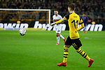09.03.2019, Signal Iduna Park, Dortmund, GER, 1.FBL, Borussia Dortmund vs VfB Stuttgart, DFL REGULATIONS PROHIBIT ANY USE OF PHOTOGRAPHS AS IMAGE SEQUENCES AND/OR QUASI-VIDEO<br /> <br /> im Bild   picture shows:<br /> Einzelaktion Marco Reus (Borussia Dortmund #11), <br /> <br /> Foto &copy; nordphoto / Rauch
