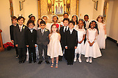 St Thomas First Communion
