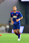 Manchester United winger Memphis Depay during the International Champions Cup China 2016, match between Manchester United vs Borussia  Dortmund on 22 July 2016 held at the Shanghai Stadium in Shanghai, China. Photo by Marcio Machado / Power Sport Images
