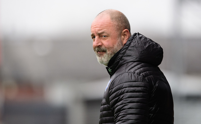 Rochdale manager Keith Hill<br /> <br /> Photographer Chris Vaughan/CameraSport<br /> <br /> The EFL Sky Bet League One - Rochdale v Blackpool - Wednesday 26th December 2018 - Spotland Stadium - Rochdale<br /> <br /> World Copyright © 2018 CameraSport. All rights reserved. 43 Linden Ave. Countesthorpe. Leicester. England. LE8 5PG - Tel: +44 (0) 116 277 4147 - admin@camerasport.com - www.camerasport.com