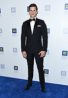 10 March 2018 - Los Angeles, California - Charlie Carver. The Human Rights Campaign 2018 Los Angeles Dinner held at JW Marriott LA Live.  <br /> CAP/ADM/BT<br /> &copy;BT/ADM/Capital Pictures
