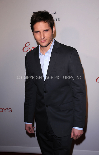 WWW.ACEPIXS.COM . . . . . ....December 3 2009, New York City....Actor Peter Facinelli arriving at the Tribeca Film Institute benefit screening of 'Everybody's Fine' at AMC Lincoln Square on December 3, 2009 in New YorkCity ....Please byline: KRISTIN CALLAHAN - ACEPIXS.COM.. . . . . . ..Ace Pictures, Inc:  ..(212) 243-8787 or (646) 679 0430..e-mail: picturedesk@acepixs.com..web: http://www.acepixs.com