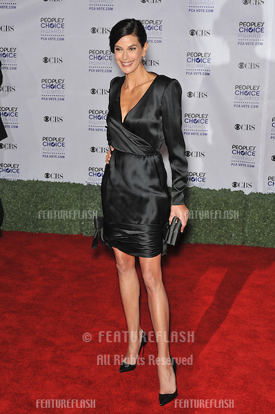 Teri Hatcher at the 2009 People's Choice Awards at the Shrine Theatre, Los Angeles..January 7, 2009 Los Angeles, CA.Picture: Paul Smith / Featureflash