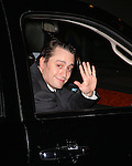 Kieran Culkin leaving the stage door after the opening night performance of 'This Is Our Youth' at the Cort Theatre on September 11, 2014 in New York City.